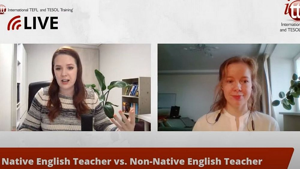 Native English Teacher vs. Non-Native English Teacher ✅ What are the differences? | ITTT | TEFL Blog