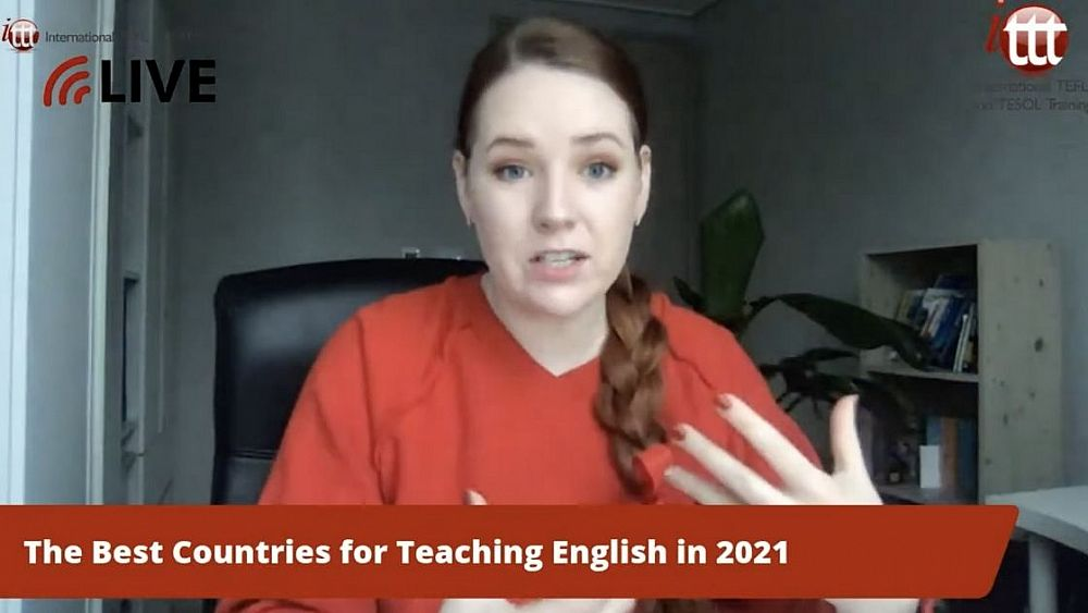 The Best Countries for Teaching English in 2021 | ITTT | TEFL Blog