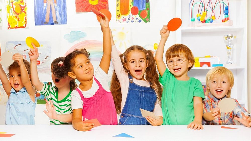 How Can You Teach English Vocabulary in Kindergarten? | ITTT | TEFL Blog