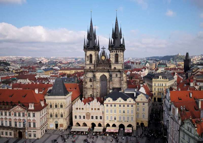 Why Prague is the Ideal Place to Teach English | ITTT | TEFL Blog