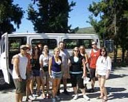 Group of Trainees on Excursion