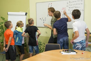 TESOL School Prague
