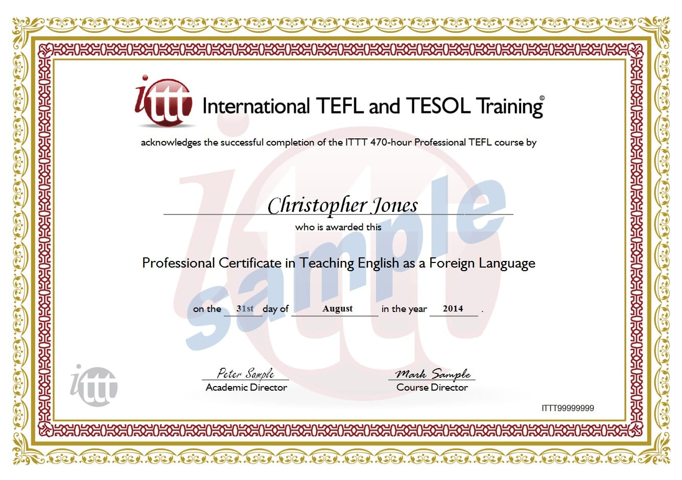 international certificate how to get icp hours