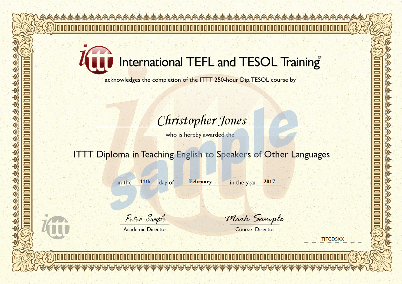Example of certificate of completion rental payment receipt sample certificate to speaker images certificate design and template sample 120 hour tefl completion letter2 sample xflitez Choice Image