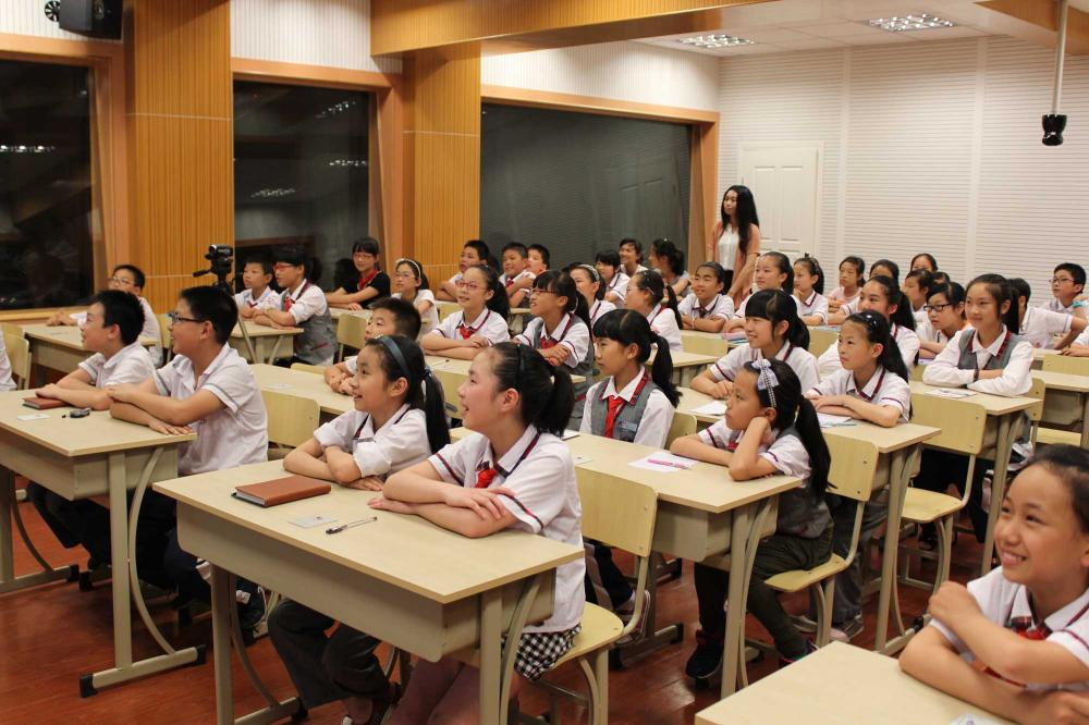 Teach local EFL students at our center in Beijing