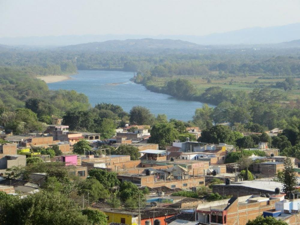 View of Chiapas