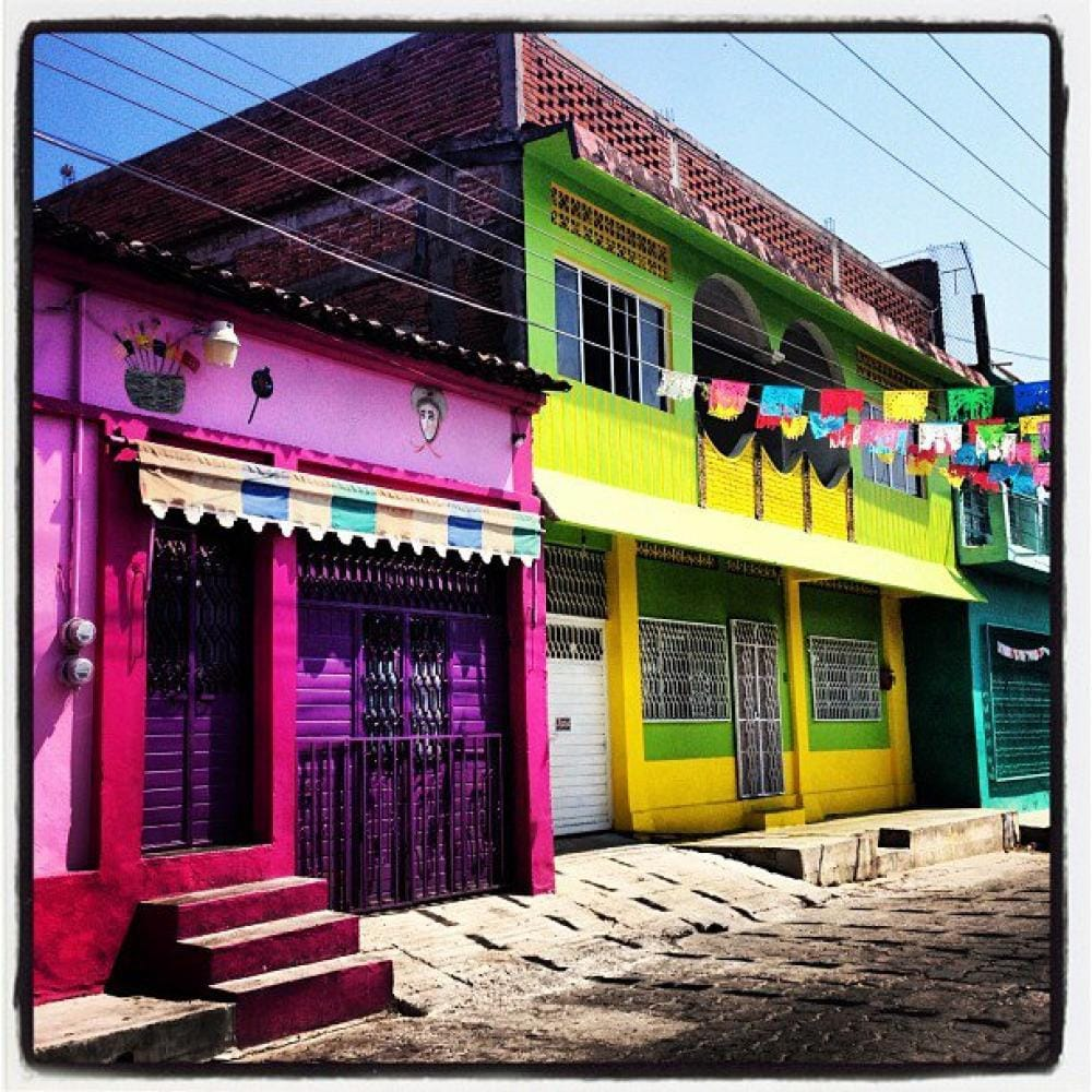 Colorful Chiapas