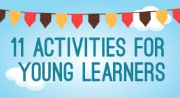 Infographic 11 Activities for Young Learners