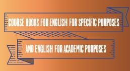 Infographic Course Books for English for Specific Purposes and English for Academic Purposes