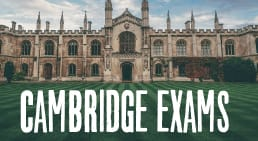 Infographic Cambridge Exams