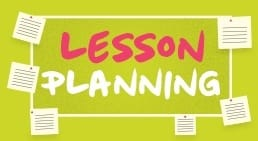 Infographic Lesson plan