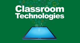 Infographic Classroom Technologies