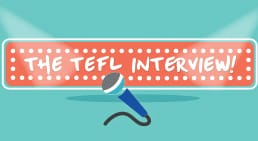 Infographic TEFL Interview
