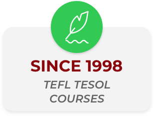 since 1998 - tefl tesol courses