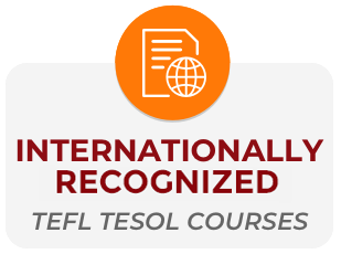 internationally accredited - tefl tesol courses